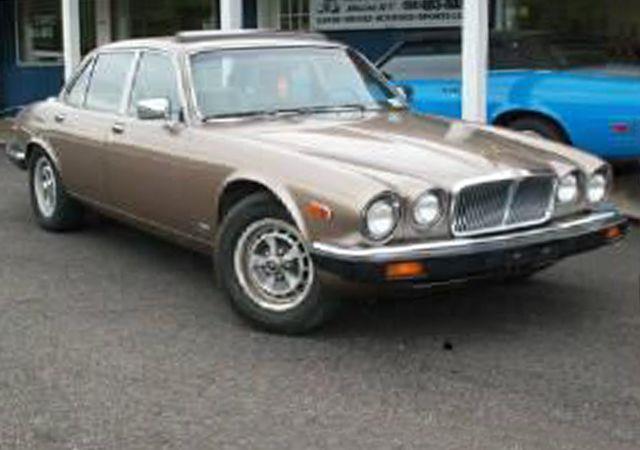 1985 Jaguar XJ