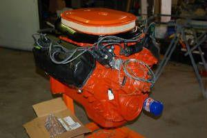 1969 Plymouth HEMI ENGINE