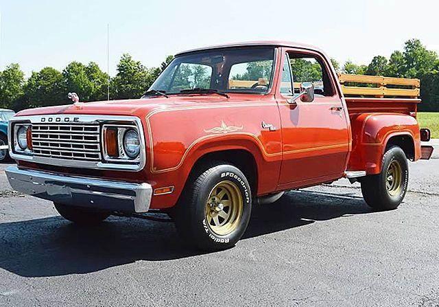 1978 Dodge WARLOCK PICKUP - Malone NY