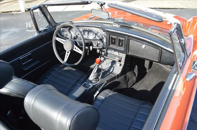 1972 MG MGB  - Malone NY