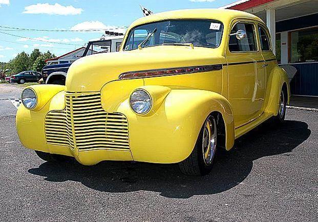 1940 Chevrolet n/a