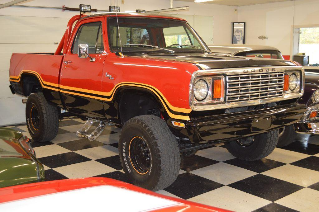 1978 Dodge POWER WAGON MACHO - Malone NY
