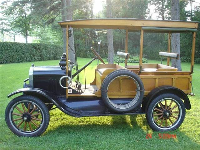 1924 Ford Model T DEPOT HACK - Malone NY