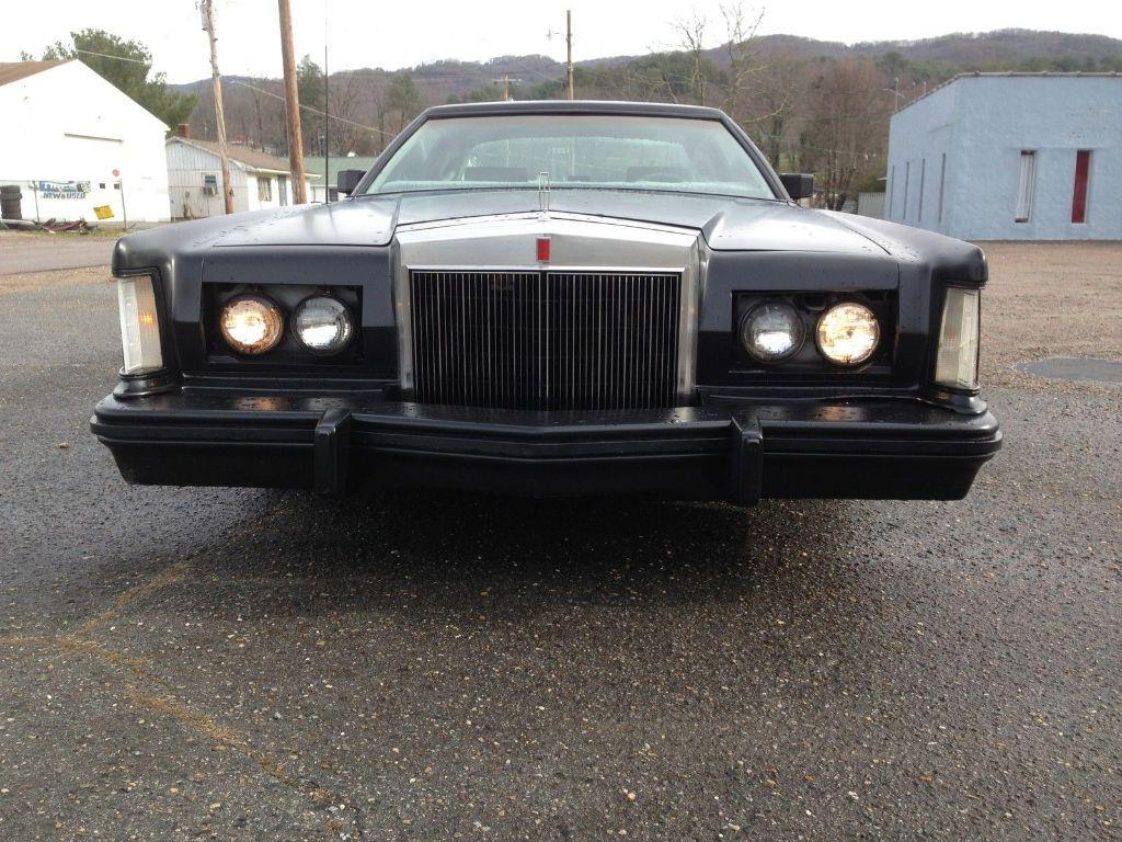 1979 Lincoln Mark V  - Malone NY