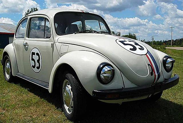 1972 Volkswagen Beetle  - Malone NY