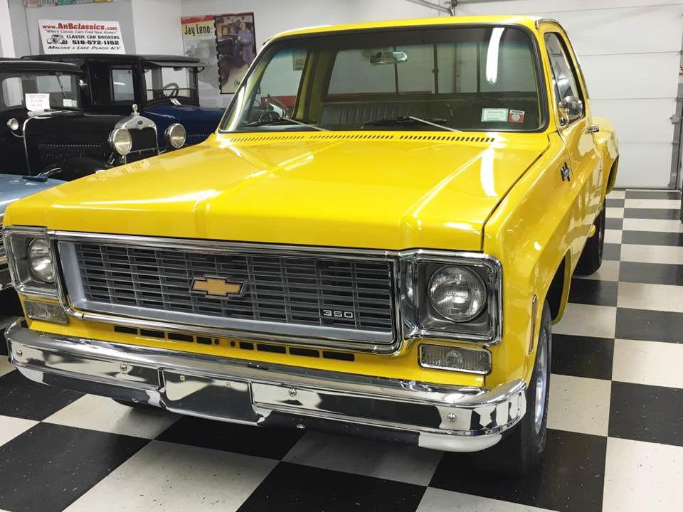 1974 Chevrolet C10 Frameoff Restored Custom10 In Malone Ny