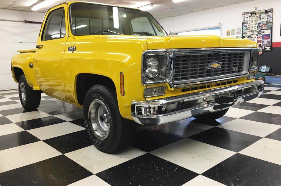 1974 Chevrolet C10 FRAMEOFF RESTORED CUSTOM10 - Malone NY