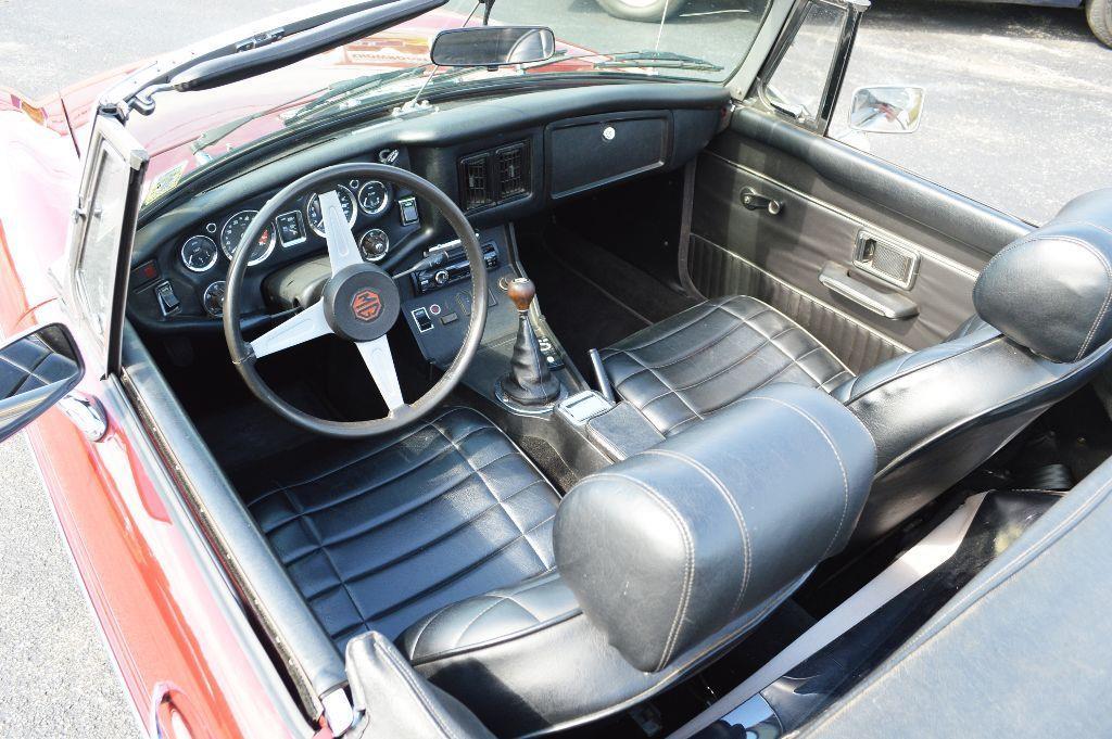1974 MG MGB  - Malone NY