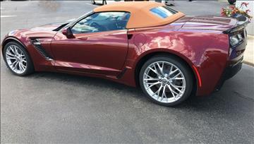 2016 Chevrolet Corvette