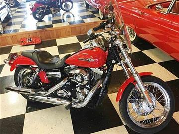 2011 Harley-Davidson SUPER GLIDE