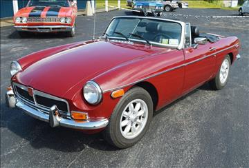 1974 MG MGB for sale in Malone, NY