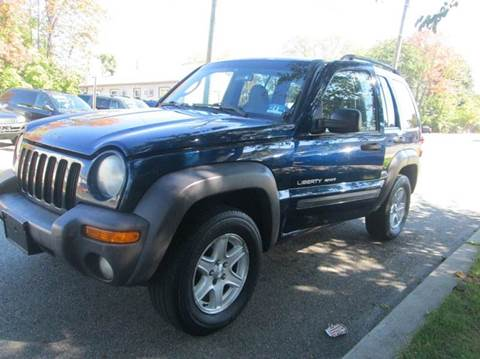 2003 Jeep Liberty for sale in Rahway, NJ