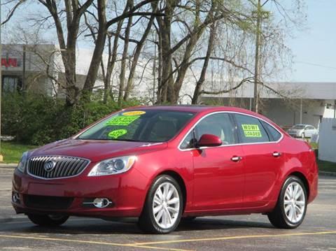 2013 Buick Verano for sale in Richmond, IN