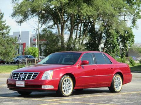 2008 Cadillac DTS for sale in Richmond, IN