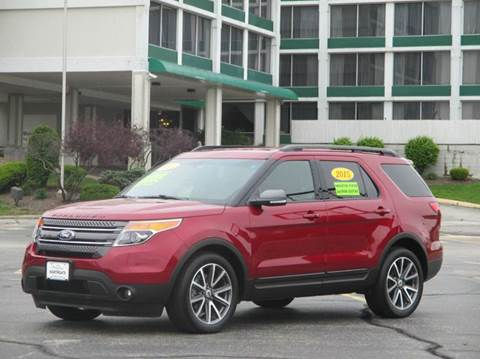 2015 Ford Explorer for sale in Richmond, IN