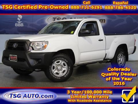 2013 Toyota Tacoma for sale in Parker, CO