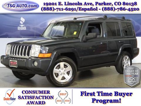 2007 Jeep Commander for sale in Parker, CO
