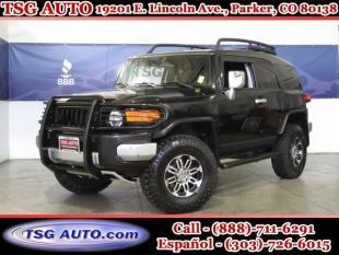 2007 Toyota FJ Cruiser for sale in Parker, CO