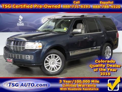 2013 Lincoln Navigator for sale in Parker, CO