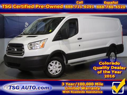 2016 Ford Transit Cargo for sale in Parker, CO
