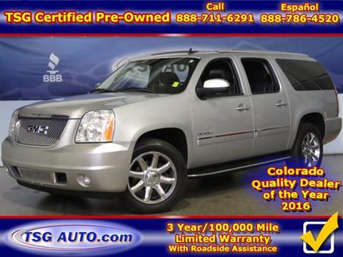 2014 GMC Yukon XL for sale in Parker, CO