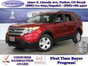 2013 Ford Explorer for sale in Parker, CO