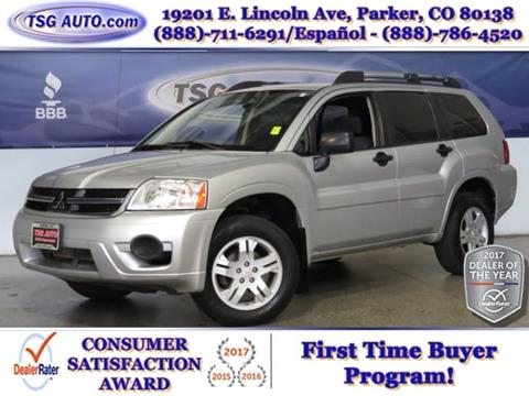 2008 Mitsubishi Endeavor for sale in Parker, CO