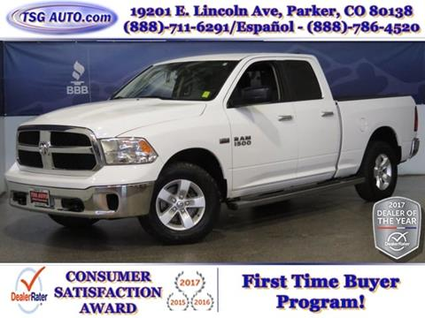 2014 RAM Ram Pickup 1500 for sale in Parker, CO