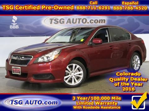 2014 Subaru Legacy for sale in Parker, CO