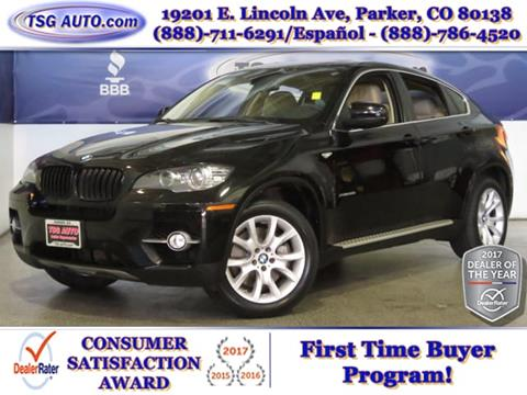 2011 BMW X6 for sale in Parker, CO