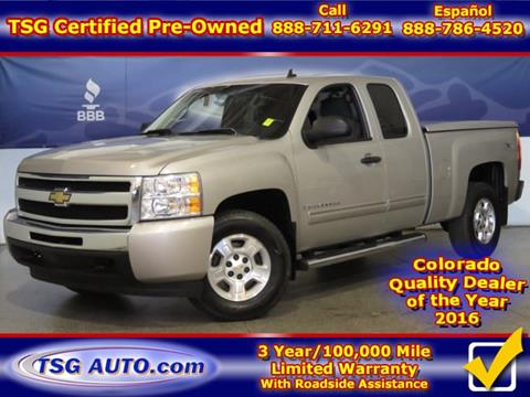 2009 Chevrolet Silverado 1500 for sale in Parker, CO