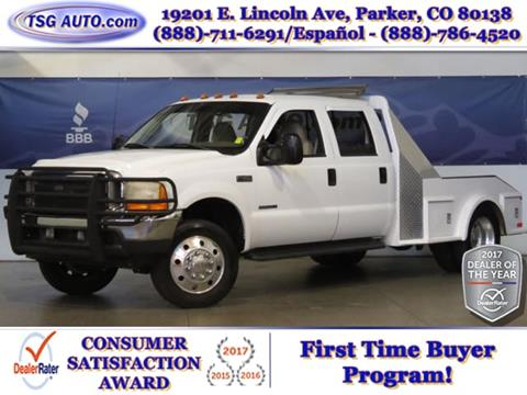 2001 Ford F-450 for sale in Parker, CO