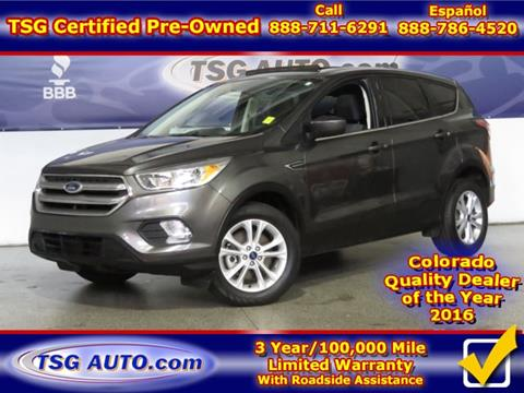 2017 Ford Escape for sale in Parker, CO