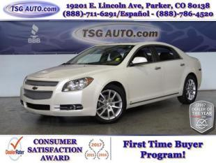2010 Chevrolet Malibu for sale in Parker, CO