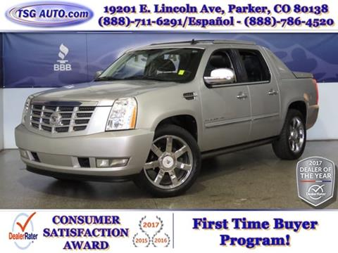 2010 Cadillac Escalade EXT for sale in Parker, CO