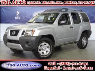 2011 Nissan Xterra for sale in Parker, CO