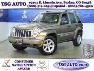 2007 Jeep Liberty for sale in Parker, CO
