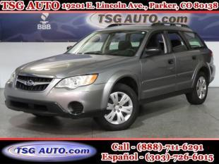 2008 Subaru Outback for sale in Parker, CO
