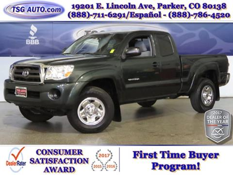2010 Toyota Tacoma for sale in Parker, CO