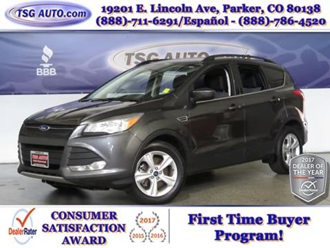 2015 Ford Escape for sale in Parker, CO