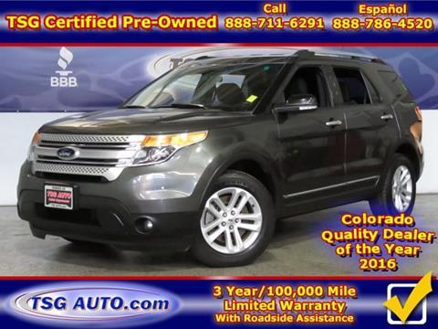 2015 Ford Explorer for sale in Parker, CO