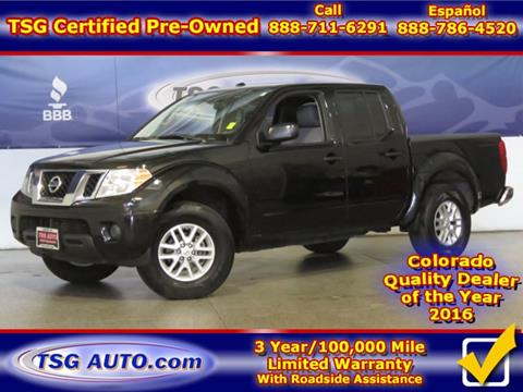 2017 Nissan Frontier for sale in Parker, CO