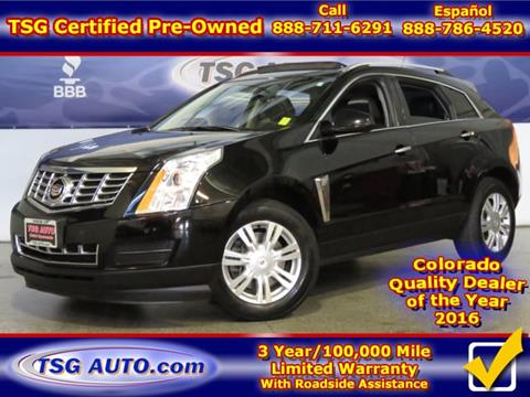 2015 Cadillac SRX for sale in Parker, CO