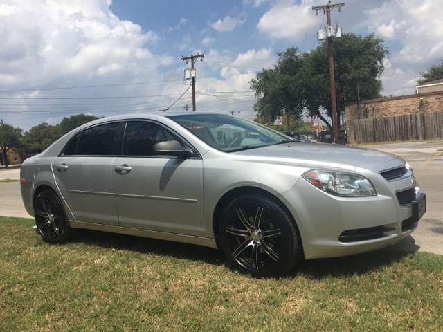 2012 Chevrolet Malibu LS Fleet 4dr Sedan - San Antonio TX