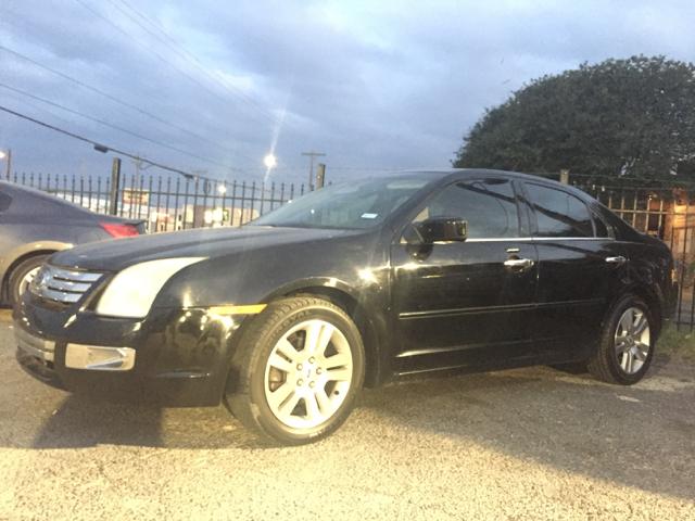 2008 Ford Fusion V6 SEL 4dr Sedan - San Antonio TX