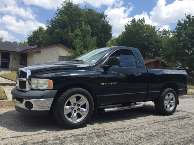 2004 Dodge Ram Pickup 1500 ST 2dr Regular Cab Rwd SB - San Antonio TX