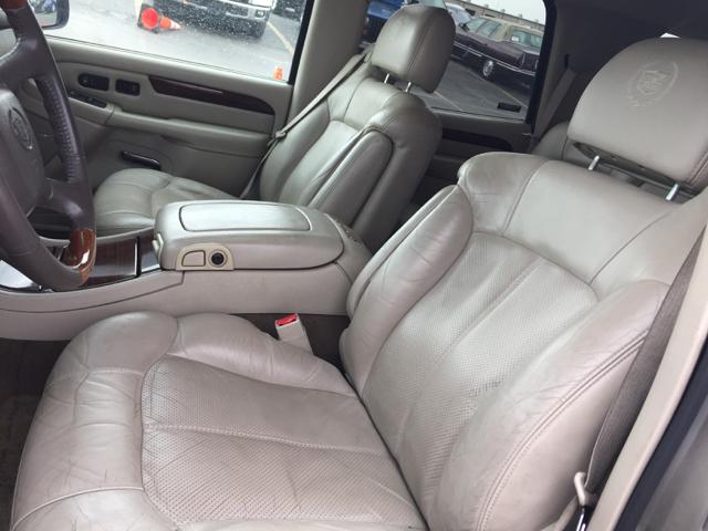 2002 Cadillac Escalade Base 2WD 4dr SUV - San Antonio TX