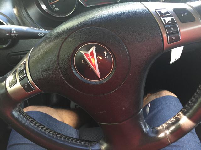 2008 Pontiac G6 GT 4dr Sedan - San Antonio TX