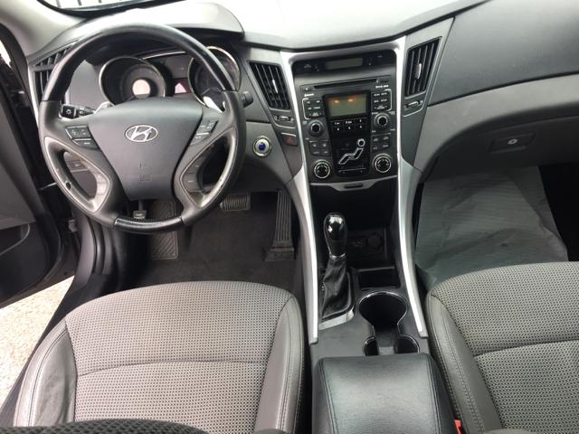 2011 Hyundai Sonata SE 2.0T 4dr Sedan - San Antonio TX