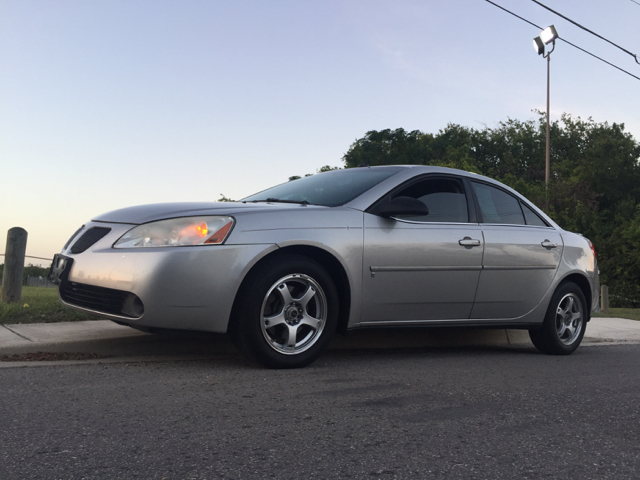 2008 Pontiac G6 Value Leader 4dr Sedan - San Antonio TX